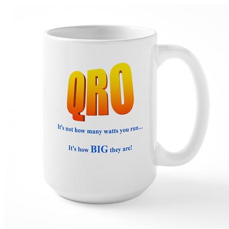 QRO STUFF Large Mug