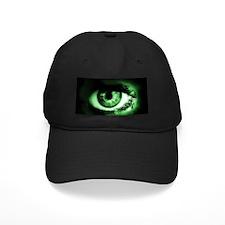 Green Third Eye Baseball Hat