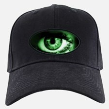 Green Third Eye Baseball Hat