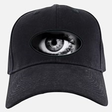 Gray Third Eye Baseball Hat