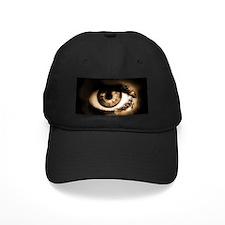 Sepia Gold Third Eye Baseball Hat