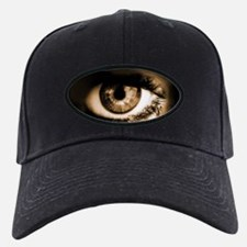 Sepia Gold Third Eye Baseball Hat