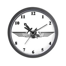 Wings of Slack (Paul Mavrides)Wall Clock
