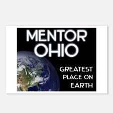 mentor ohio - greatest place on earth Postcards (P