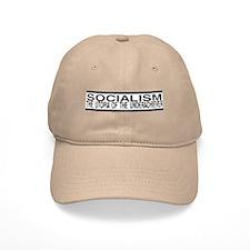Socialism Utopia Baseball Cap