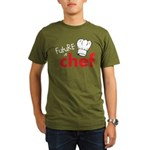 Future Chef Organic Men's T-Shirt (dark)