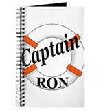 Captain ron Journals & Spiral Notebooks