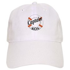 Baseball Captain Ron Baseball Cap