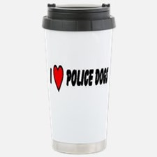 Cute Texas police department Travel Mug