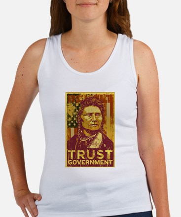 Trust Government Women's Tank Top