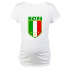 Italy Crest with Stars Shirt