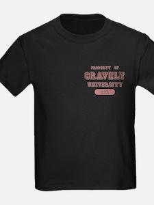 Property of Gravely University T