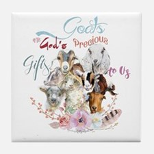 Goats are God's Precious Gifts | A GetYerGoat™ Or