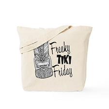 Freaky Tiki Tote Bag