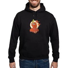 American Indian Man Hoodie