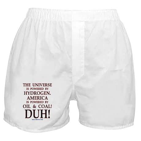 Universal Power Source Boxer Shorts