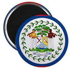 Flag of Belize Magnet