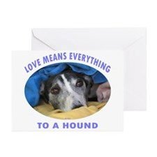 LOVE MEANS EVERYTHING GREETING CARDS (Pk of 10)