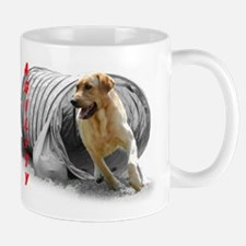 yellowlab agility Mug