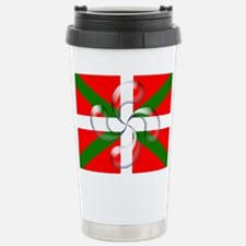"Lauburu ""bubble"" Travel Mug"