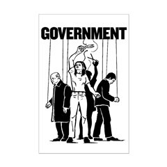 Government Marionette Posters