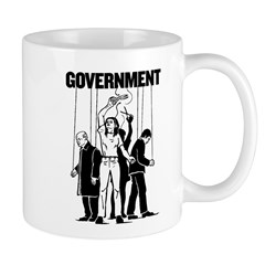 Government Marionette Mug