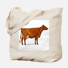 Cute Cattle country Tote Bag