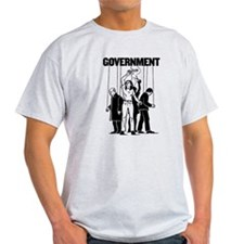 Government Marionette T-Shirt
