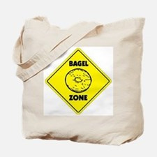 Bagel Zone Tote Bag