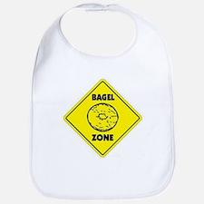 Bagel Zone Bib