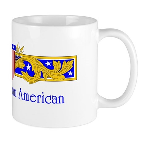 Proud to be an American Mug 2