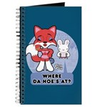 Foxy Foxy Journal