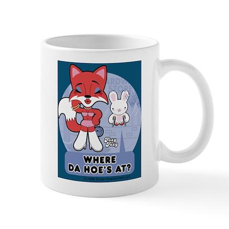 Foxy Foxy Mug