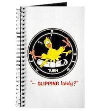 SLIPPING LATELY? Journal