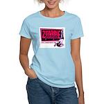 ZPU Women's Pink T-Shirt