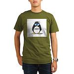 Cool Graduate 2007 Penguin Organic Men's T-Shirt (