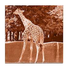 """""""giraffe""""Tile Coaster"""