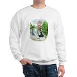 Assorted Trio Pigeons Sweatshirt
