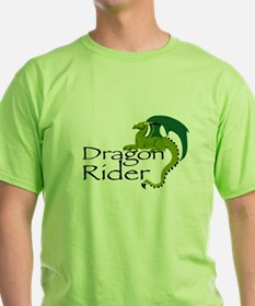 Unique Cute green dragons T-Shirt