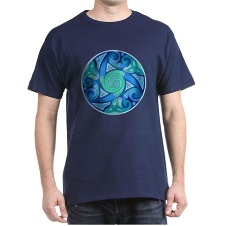 Celtic Planet Dark T-Shirt