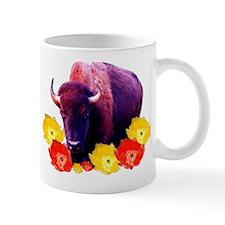 Buffalo Blooms Small Mugs