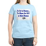Don't Blame the Ref Women's Light T-Shirt