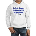 Don't Blame the Ref Hooded Sweatshirt