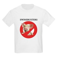 Funny Pig flu T-Shirt