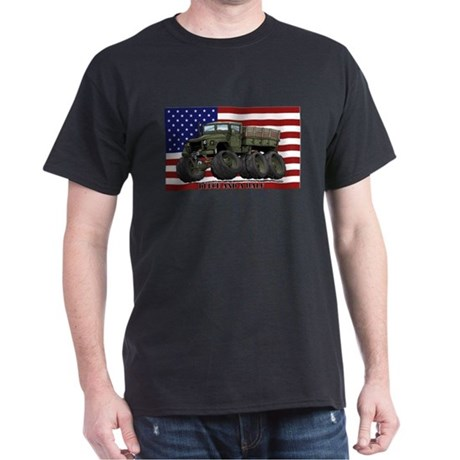 Deuce And A Half Dark T-Shirt
