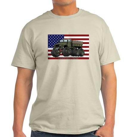 Deuce And A Half Light T-Shirt