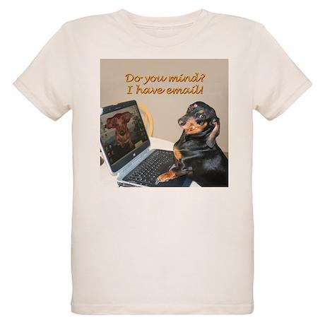 Lilys Computer Organic Kids T-Shirt