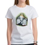 Chinese Owl Pigeons Women's T-Shirt