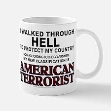 Classified Terrorist Mug