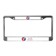 Unique Jpg License Plate Frame